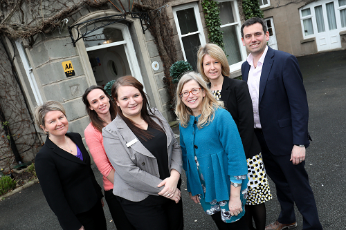 New Appointments Strengthen Worcestershire Hotel's Management Team