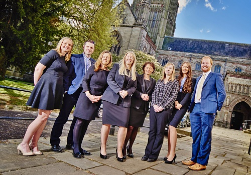 Law firm's employment team comes out on top in county awards