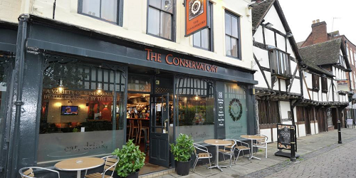 Exciting Refurbishment & Collaboration for Popular Worcester Bar