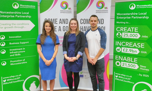 Deadline approaching for Worcestershire Apprenticeship Awards
