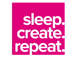 Sleep. Create. Repeat.