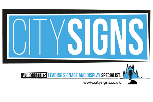 City Signs - Best Use of Social Media by a New Business