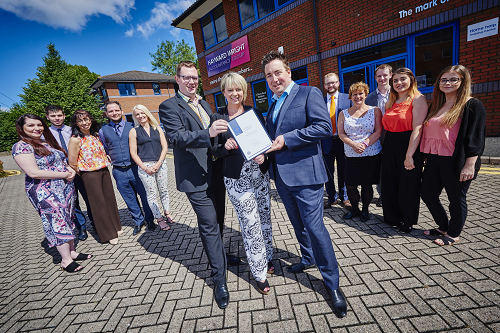 Milestone as accountancy group achieves Investors in People status