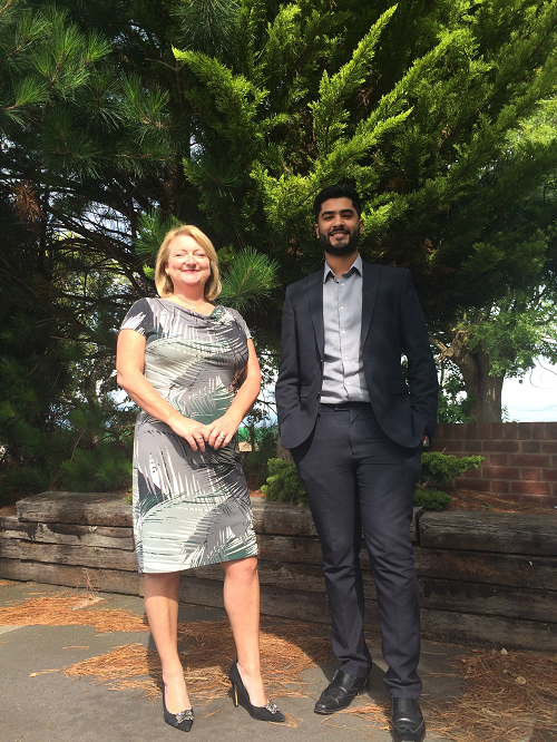 CURO WELCOMES NEW RECRUIT AMAN TO THE TEAM