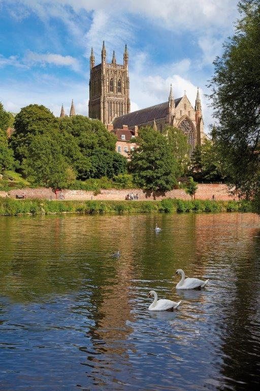 National Lottery success for Worcester Cathedral