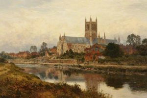Royal painting tops 2018 programme at Worcester City Art Gallery & Museum
