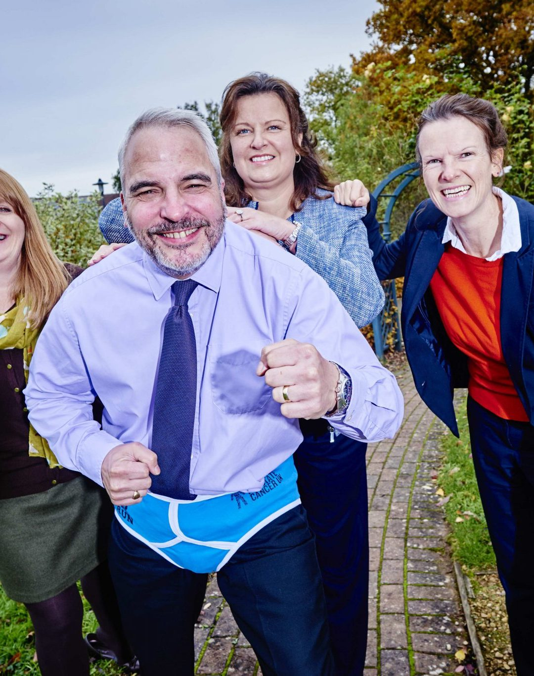 Worcestershire law firm backs Prostate Cancer UK through Go Dad Run donation