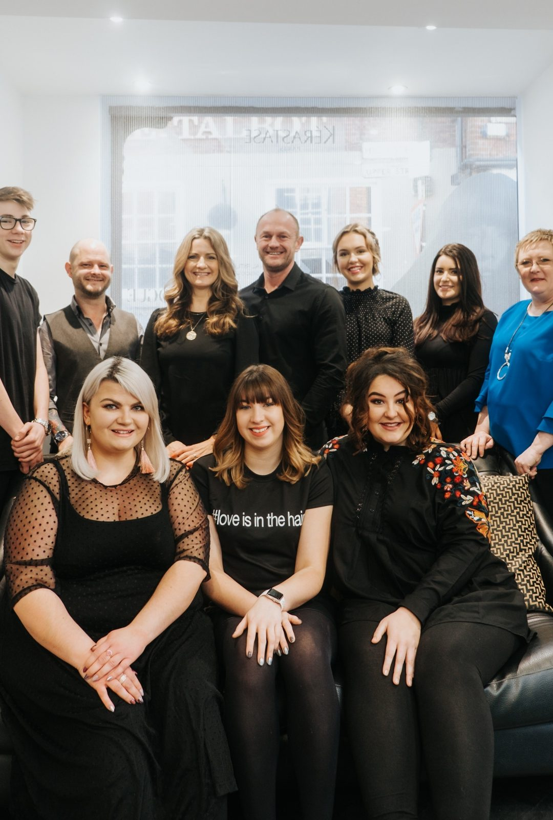 Bewdley hair trio secure places on prestigious national training programme