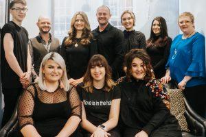 Bewdley hair trio secure places on prestigious national training programme