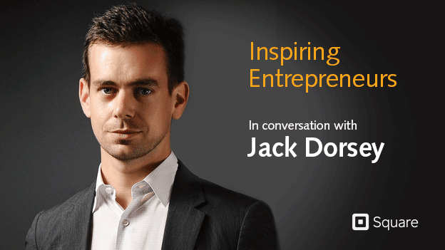 Inspiring Entrepreneurs – in conversation with Jack Dorsey 20th March