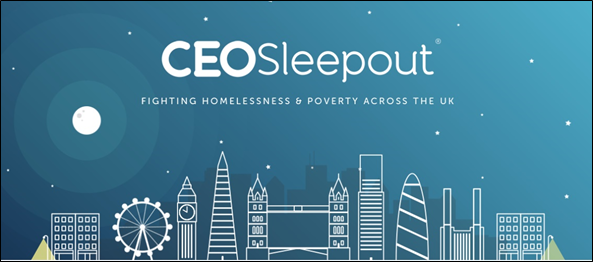 The Vehicle Network Announces Dedication to Warriors Community Foundation with CEO Sleepout