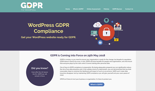 GDPR Compliance for Your Website