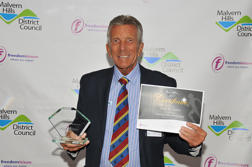 Unsung Hero Urges People to Nominate for Sports Awards
