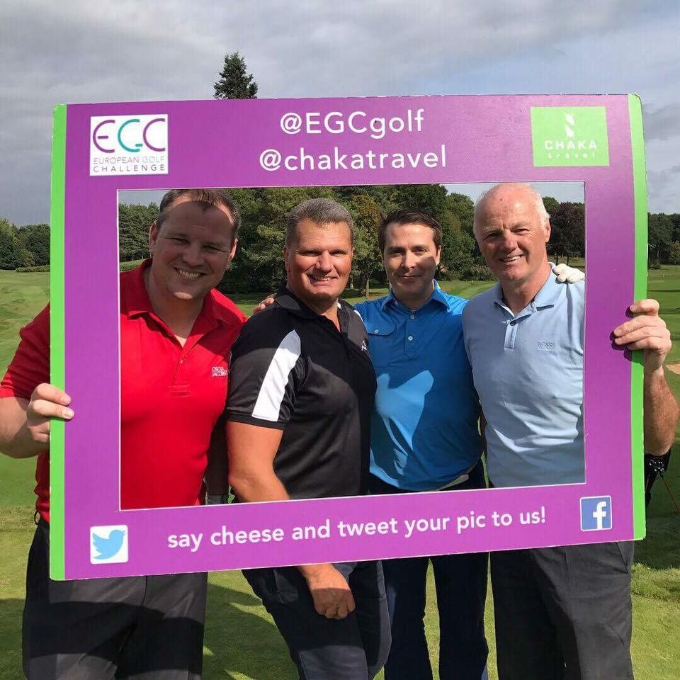 Worcestershire Recruitment Firm will Tee Off for Primrose Hospice Golf Day