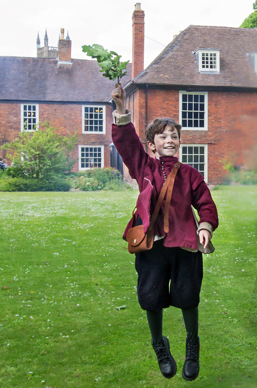 Oak Apple Day Celebrations at The Commandery Worcester