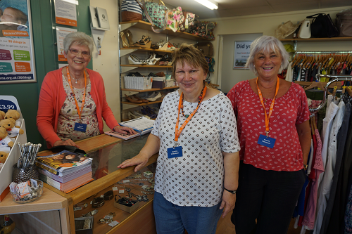 Get a Shift On! Charity Issues Urgent  Call for Shop Volunteers