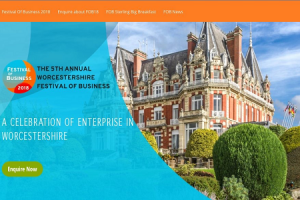 5th Annual Worcestershire Festival of Business – 14th September 2018
