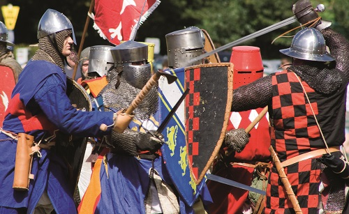 Battle of Evesham Festival Set to Become an Annual Event