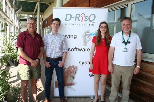 Malvern Company D-RisQ Praises the Benefits of Apprenticeships
