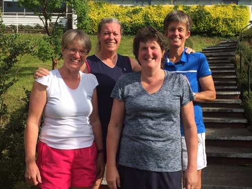 Pershore Tennis Centre – Pershore take on Wimbledon
