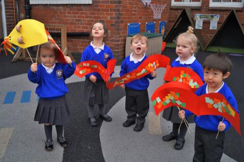 Kidderminster Nursery Enjoy Taste of Chinese New Year