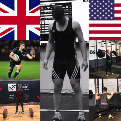 Worcestershire School Boy Brings  Olympic Weightlifting Dream to Reality