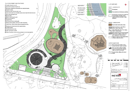 Play Area Set for £500,000 Revamp