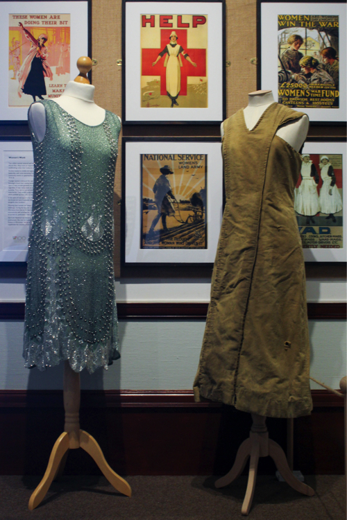 Fashioning Peace: Life and Liberty after the Great War New temporary exhibition opens at Hartlebury Castle