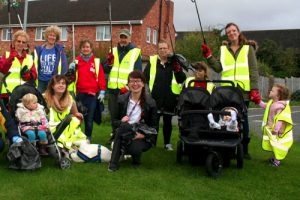 Residents Urged to Take Part in Great British Spring Clean