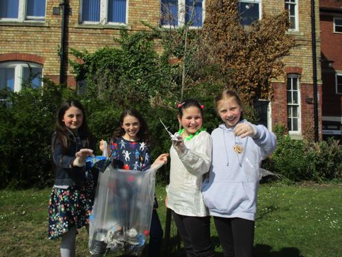 Kidderminster School Celebrate Earth Hour