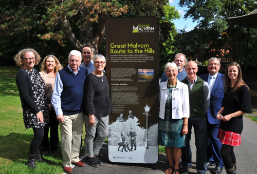 Route to the Hills Shortlisted for Heritage UK Awards