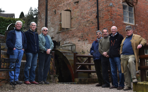 Dedicated Volunteers Come Together to Restore Derelict Water Mill at Shelsley Walsh