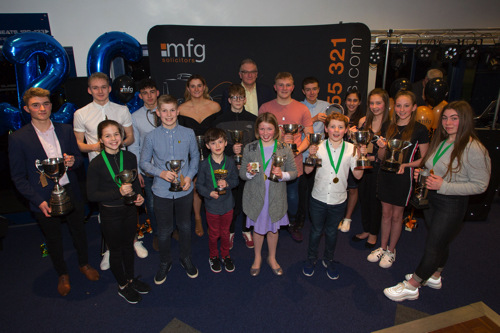 Worcester Law Firm Backs Young Swim Stars for Second Year Running