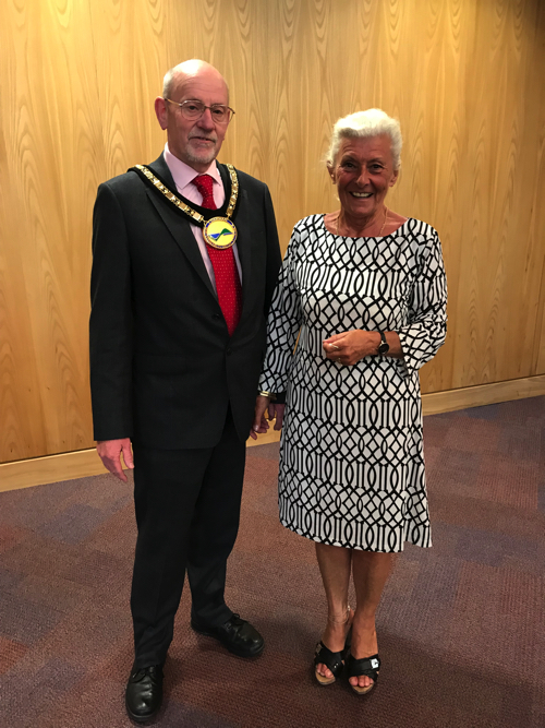 New Chairman of Malvern Hills District Council Announced