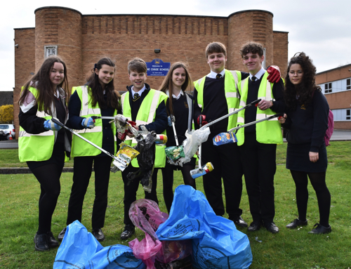 'Litter Heroes' Collected 150 Bags of Rubbish During Great British Spring Clean