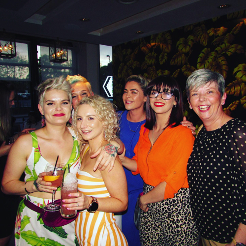 Girls Night at Primo Offers Full Support for Breast Unit