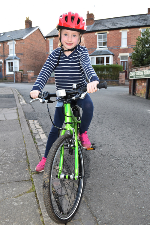 Cycling Proficiency Lessons for Adults and Children
