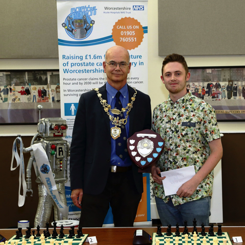 Bewdley Chess Tournament Set to Raise Charity Funds