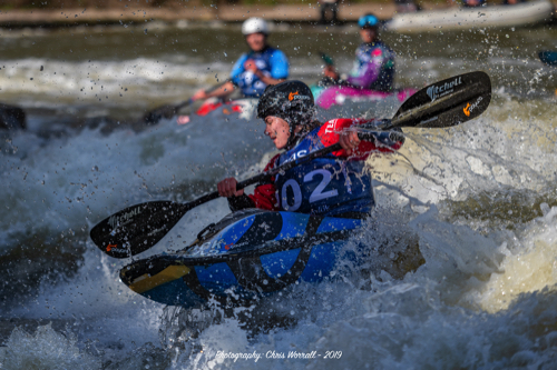 Malvern Tech Firm Sponsors Kayak Athlete in Team GB Dream