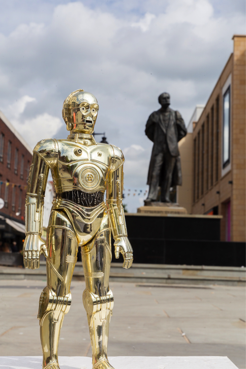 May The Toys Be With You at Worcester City Art Gallery & Museum 20 July – 14 September 2019
