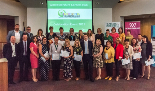 Worcestershire Careers Hub Event Celebrates the County's Education Success