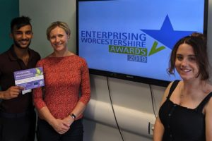 Businesses Invited to Enter Inaugural Enterprising Worcestershire Awards