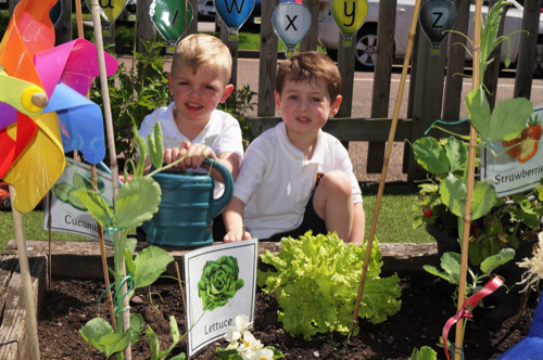 Kidderminster Nursery Cultivates Fun
