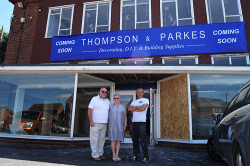 Local Builders Merchant to Open Retail Shop in Stourport