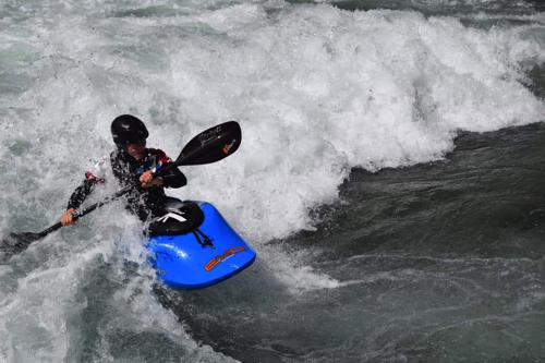 Worcestershire Tech Firm Contributes To GB Kayaker's Success