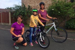 Popular Courses Help Budding Cyclists Develop Skills