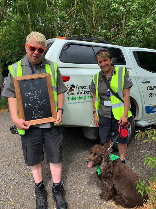 Community Dog Walk Event in Malvern Aims to Bring People Together
