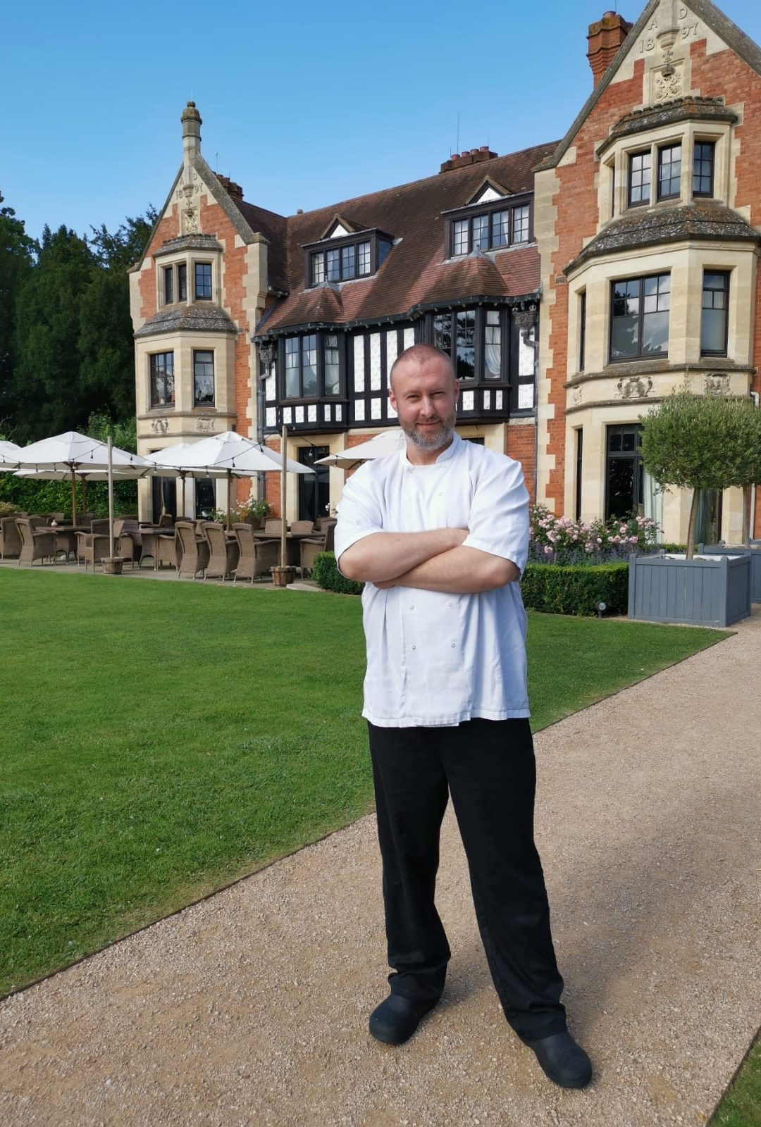 Worcestershire's Leading Boutique Hotel Appoints New Head Chef