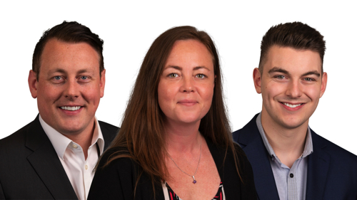 Triple Hire for Worcester-Based Accountants
