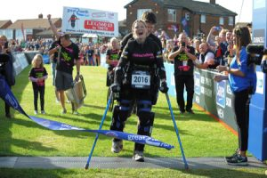 Inspiring Talk by Claire Lomas Will Take Place at Primrose's Business Breakfast